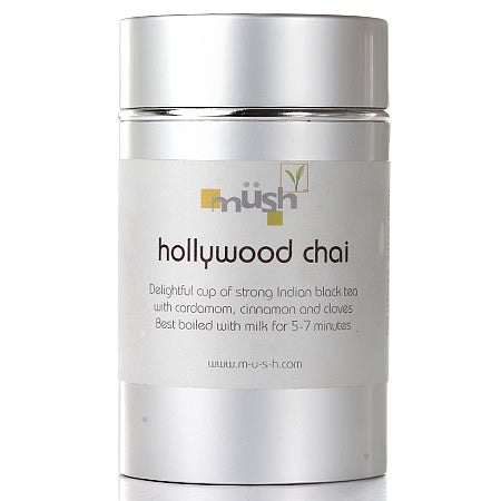 Hollywood Chai Blended Assam Premium Loose Leaf Black Tea