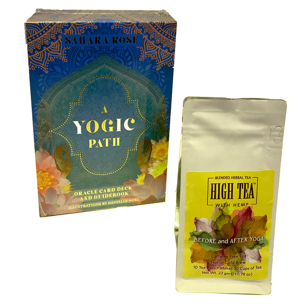 Mediatation and Yoga Gift Set