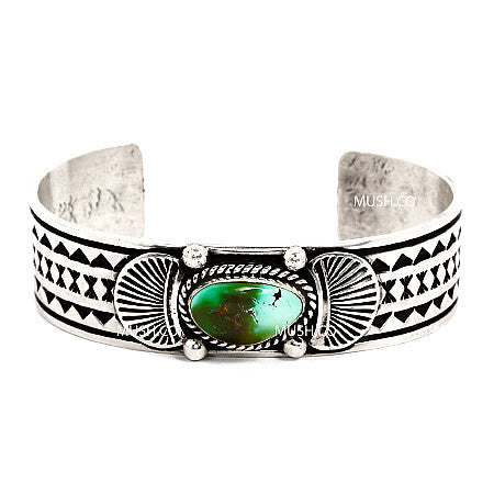 authentic Navajo Cuff Bracelet