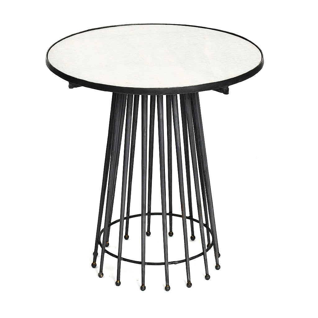 marble-and-steel-needle-side-table