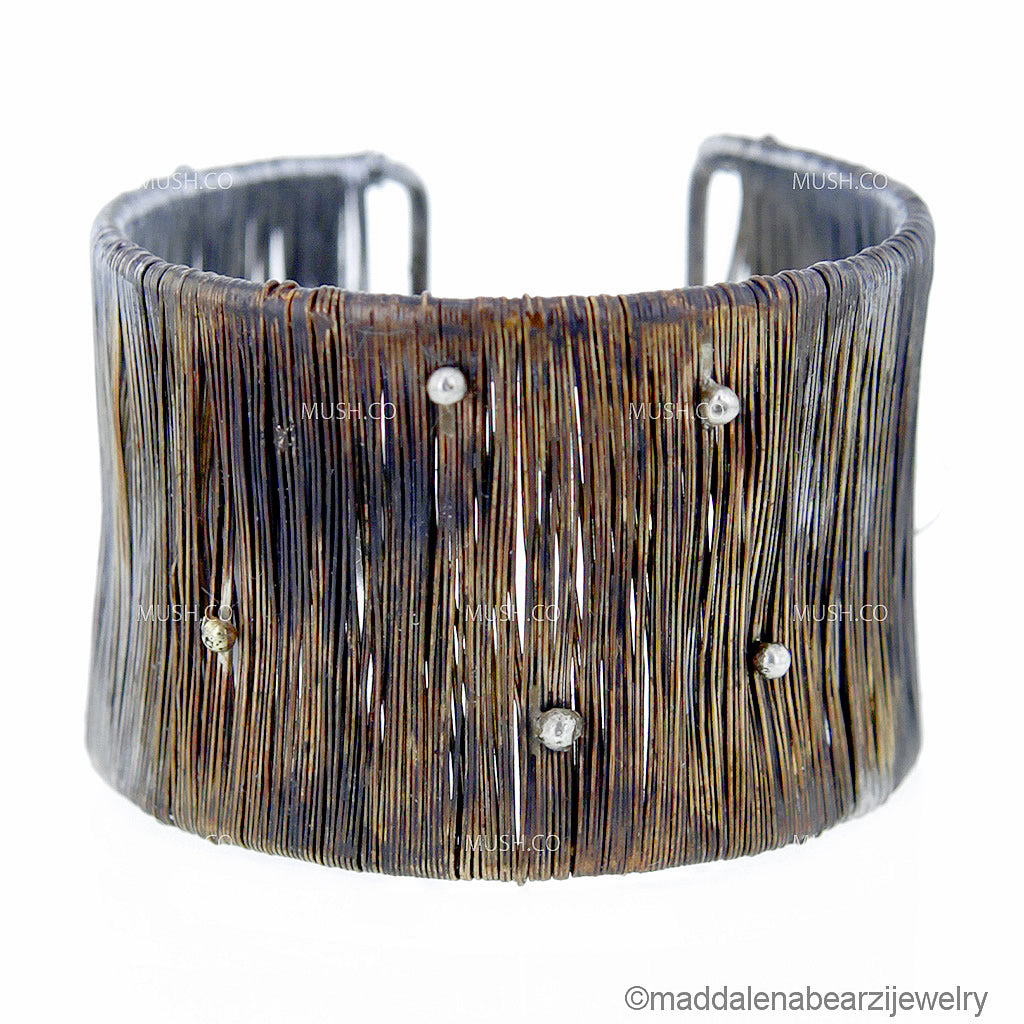 blades-oxidized-copper-sterling-silver-bracelet-with-silver-baubles