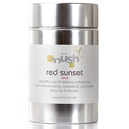 Red Sunset Blended Decaffeinated Rooibos Tea