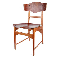Mid Century Modern Scandinavian Accent Chair 1950s