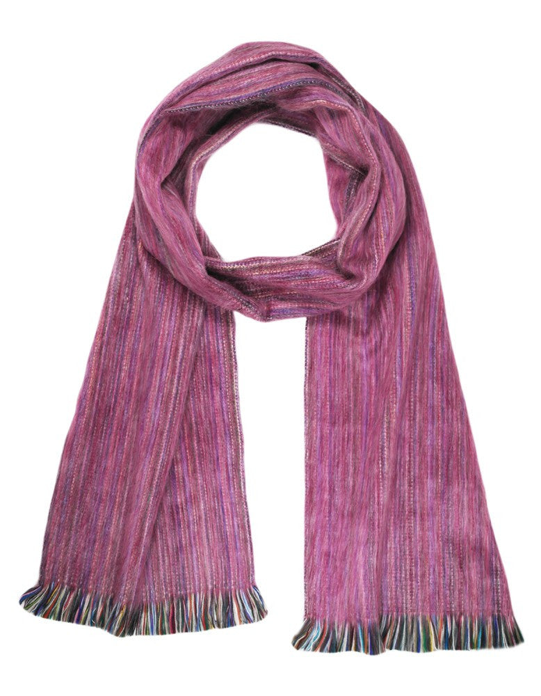 Garnet Sky Ultra Soft Hypoallergenic Scarf made from Baby Alpaca Wool Hollywood