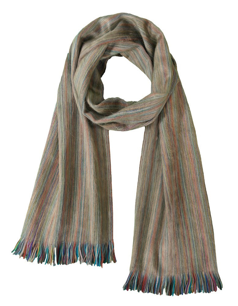 Pembrose Ultra Soft Hypoallergenic Scarf made from Baby Alpaca Wool