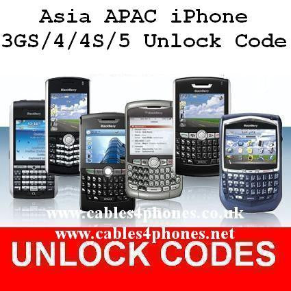 Asia APAC iPhone 4/4S 5/5C/5S 6/6+/6S/6S+ 7/7+ Factory Unlock itunes
