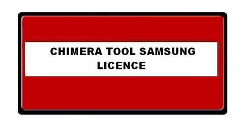 Chimera Tool Samsung License 5 Months Activation