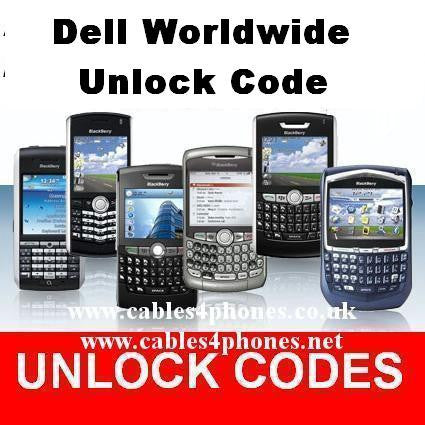 Dell Worldwide Factory Unlock Code Via IMEI Service