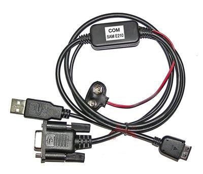 Samsung G600 E210 F210 J700 Unlocking / Flash Cable