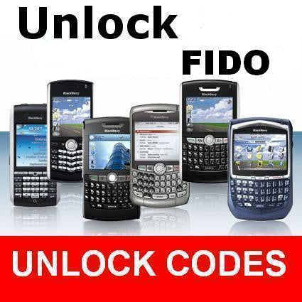 Fido Canada Official Network Factory Unlocking Code