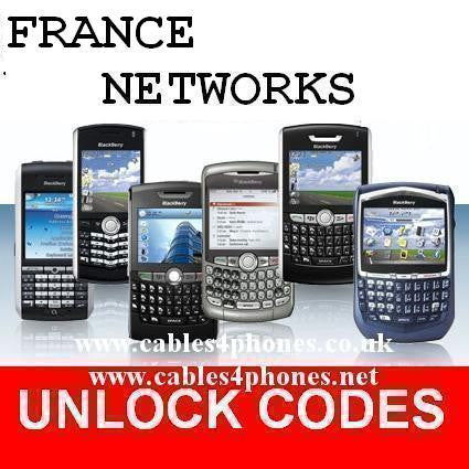 France Orange/EE/T Mobile Nokia, HTC, Samsung Unlock Code