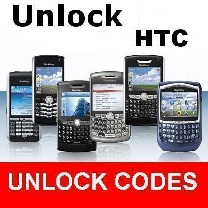 HTC Official Network Factory Unlocking Code