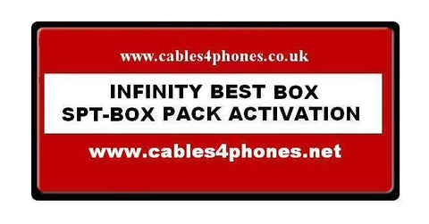 SPT Unlock Box Activation for Infinity Best Unlocking Box