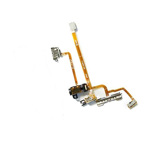 iPhone 2G Earphone On/Off Mute Switch Volume Flex Cable