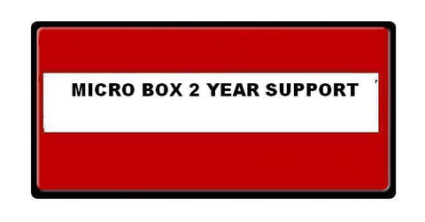 Micro Unlock Box 2 Year Support Activation