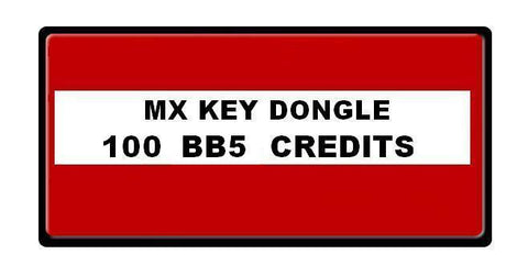 Nokia BB5 Activation MX KEY Dongle 100 X BB5 Credits