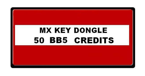 Nokia BB5 Activation MXKEY Dongle 50 X BB5 Credits