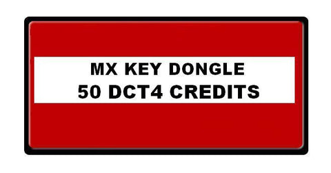 Nokia DCT4+ Activation MX KEYDongle 50 X Credits