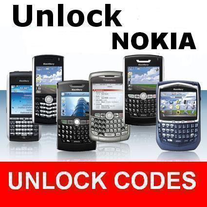 Nokia DCT3 & DCT4 Phone Factory Unlocking Code