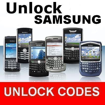 Samsung WorldWide Factory Unlock Code Made in China Models