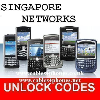 Singapore SingTel iPhone 4/4S 5/5C/5S 6/6+ 6S 7/7+ Unlock