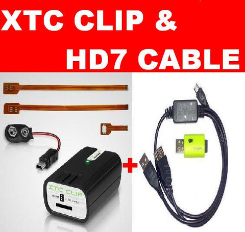 HTC Phones Unlock XTC Clip & HD7 Cable By Raskal