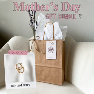 Jane Hoops | Mother's Day Gift Bundle