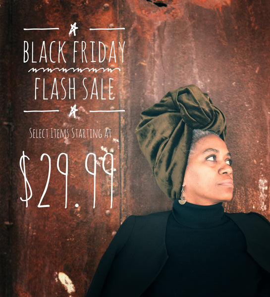 Countdown to Black Friday Flash Sale!