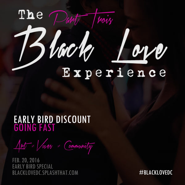 RSVP! The Black Love Experience