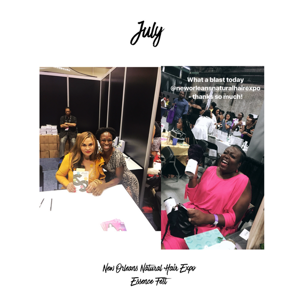 ruby sampson blog 2017 recap - july
