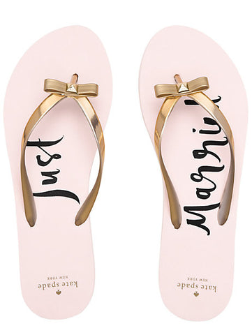 just married sandals gifts for bride ruby sampson blog