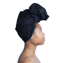 Load image into Gallery viewer, top silk lined head wraps professional