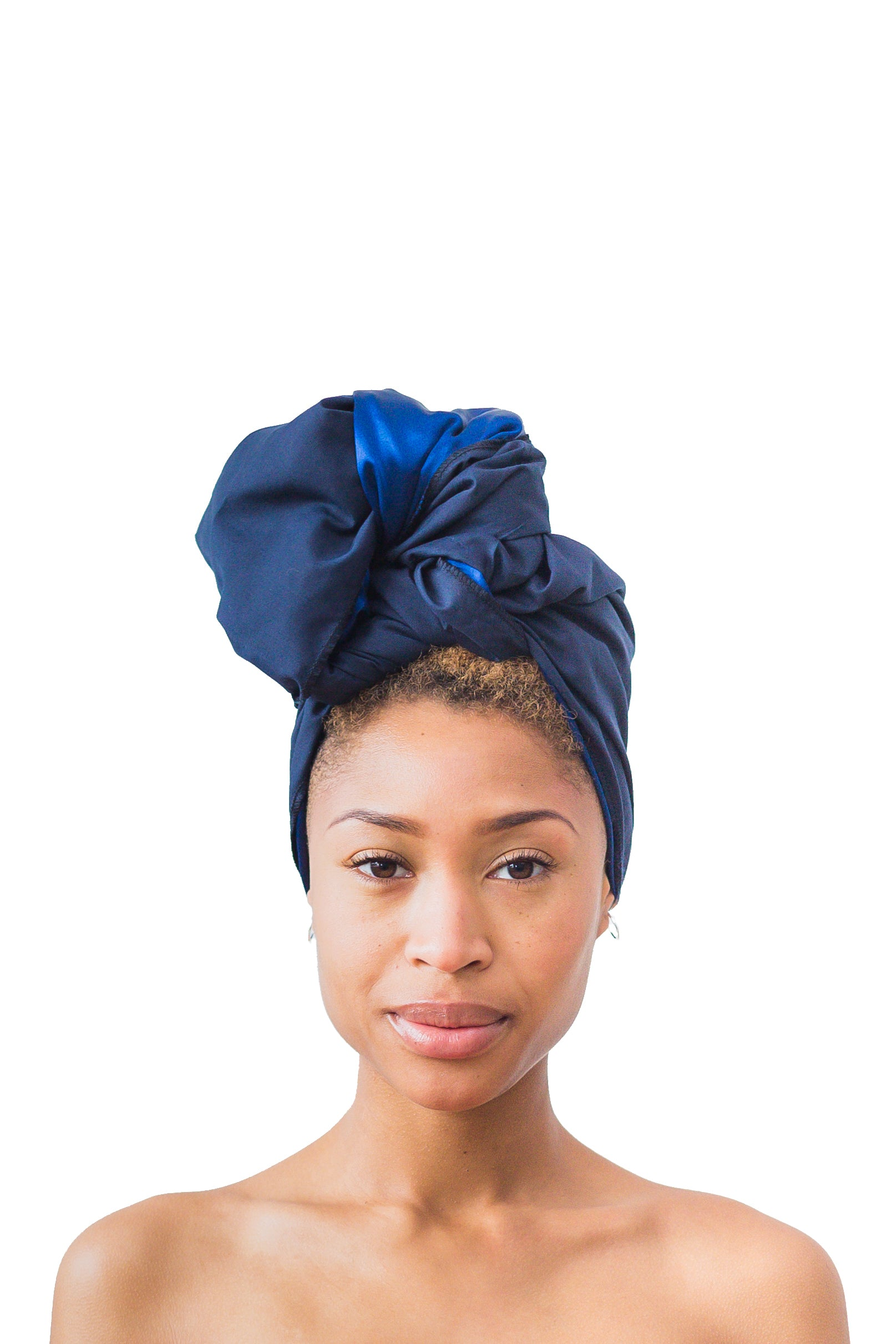 Product Cocktail Silk-lined Head Wrap