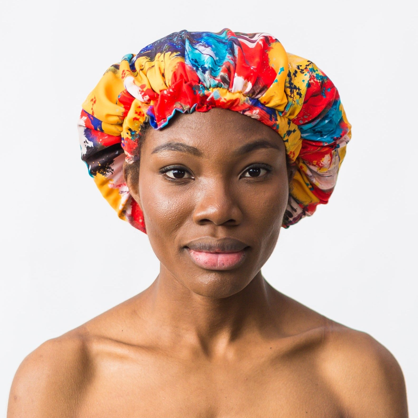 Ruby Sampson Restorative Wash Day Bonnet