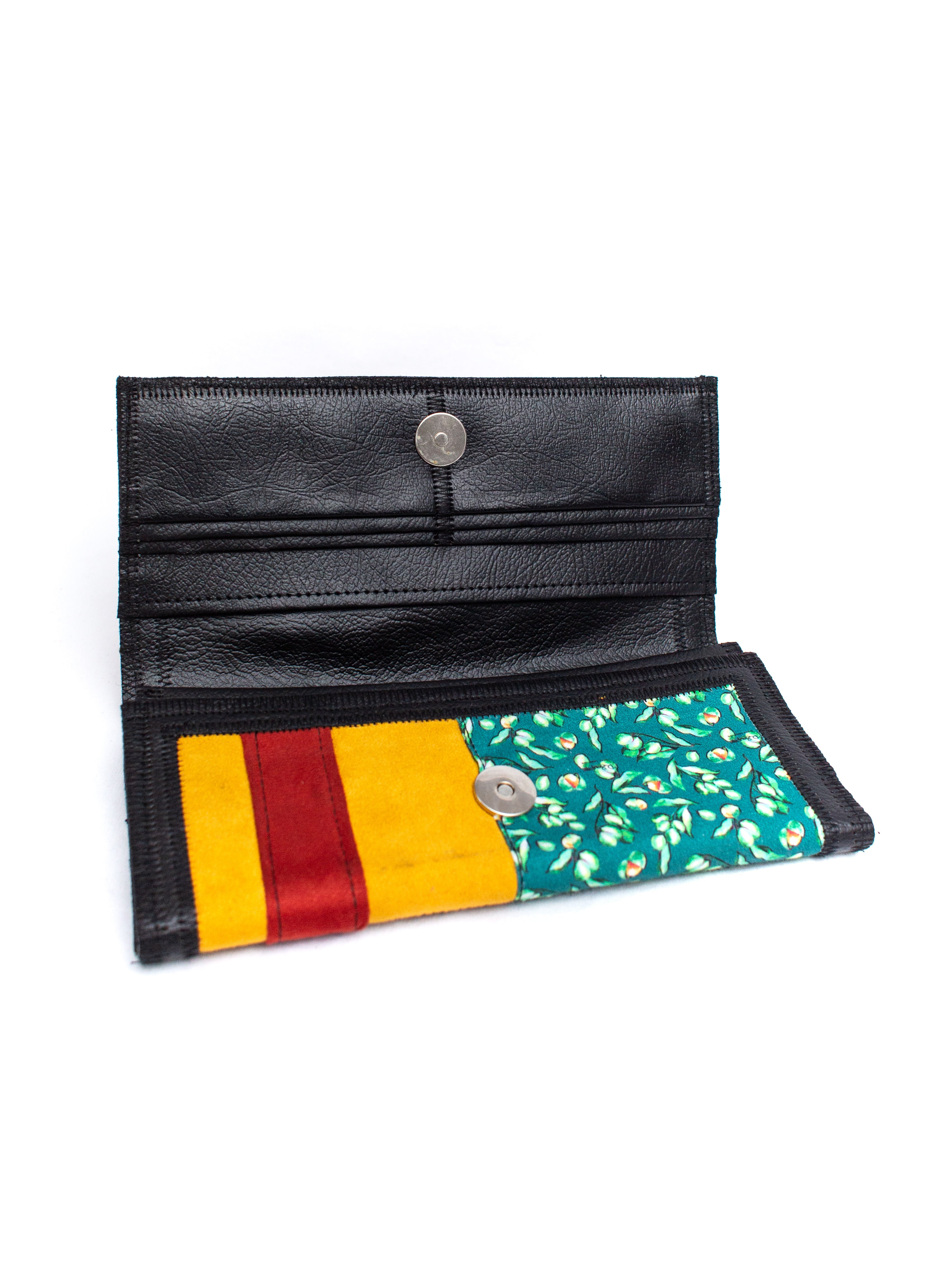 Guinep Leather Wallet
