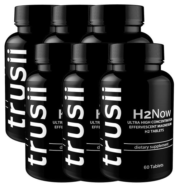 H2Now - 6 Bottle Package
