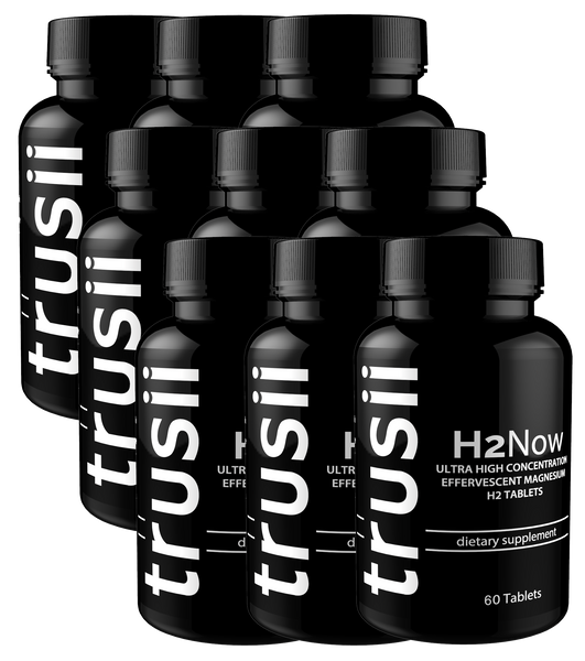 H2Now - 9 Bottle Package
