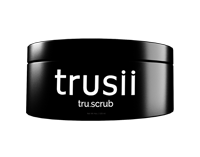 trusii tru.scrub facial scrub skin body care