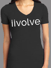 iivolve - women's tee / v-neck