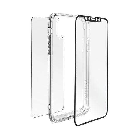 iPhone XR Front/Back Glass Protection & Bumper Frame - Cygnett (AU)