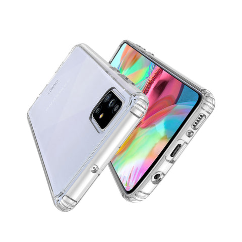 Slim Clear Protective case for Samsung Galaxy A71 - Cygnett (AU)