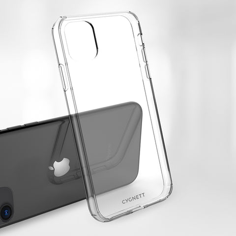 iPhone 12 & 12 Pro - Slim Clear Protective Case - Cygnett (AU)