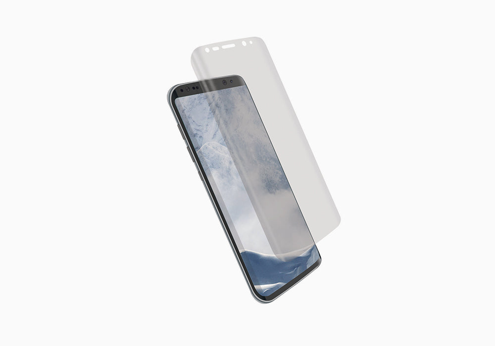 finest selection e08b7 a8d86 Screen Protector for Samsung Galaxy S8 Plus