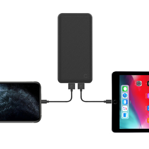 20,000 mAh Power Bank - Black - Cygnett (AU)