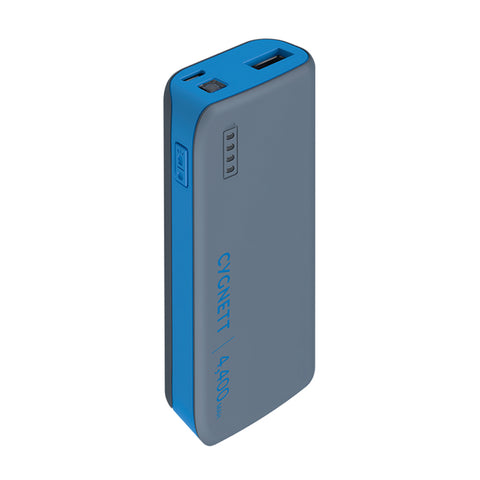 4,400 mAh Power Bank - Blue/Grey - Cygnett (AU)