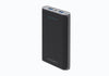 15,000mAh Portable Power Bank in Grey