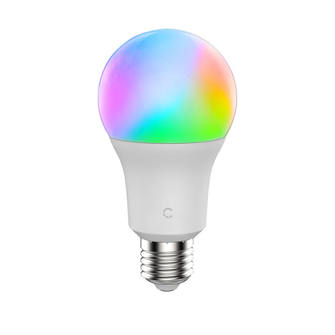 Smart Wi-Fi LED Bulb A19 Colour & Ambient White (E27) - Cygnett (AU)