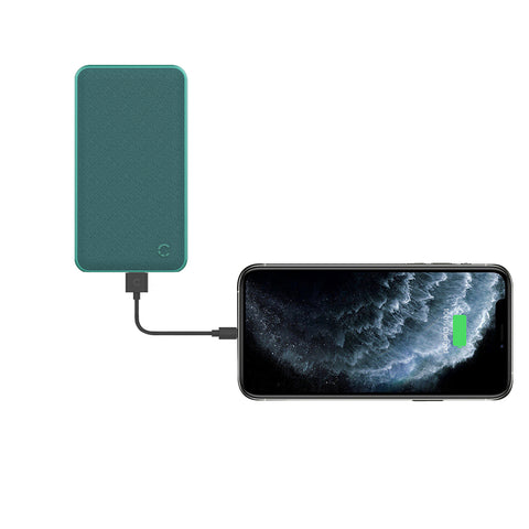10,000 mAh Power Bank - Jade - Cygnett (AU)