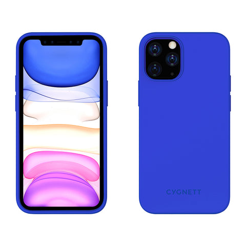 iPhone 12 Pro Max Biodegradable Skin Case - Blue - Cygnett (AU)
