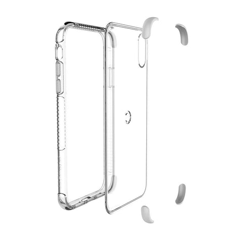 iPhone Xs Max Protective Case in Crystal - Cygnett (AU)